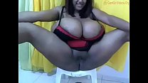 Screenshot Kristina Milan  Webcam Bbw