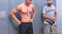 Nude straight army men gay Extra Training for the Newbies