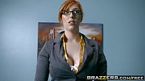 Brazzers - Big Tits at Work -  The New Girl Part  scene starring Lauren Phillips and Johnny Sins preview image