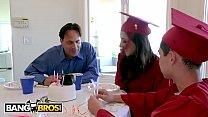BANGBROS - Juan El Caballo Loco Fucks His Step Sister Jynx Maze On Graduation Day preview image