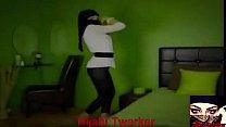 17797 Hijabi Girl TWERK Five Video Together preview