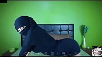 Hijabi Girl TWERK Five Video Together pornhub video