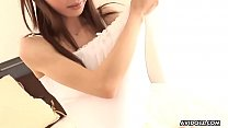 Japanese model, Sakurako decided to make an erotic video, uncensored