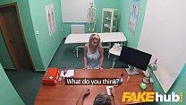 Fake Hospital Fast Fucking Gives Blonde Big Tits Brit Multiple Orgasms