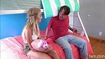 16045 Only DAD understands teen daughter's desires preview