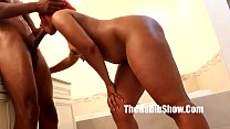 too sexy phatt booty freak thickred taking bbc