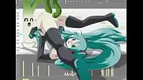 Zone - Vocaloid - Hatsune Miku (Mini) - Xvideos Com
