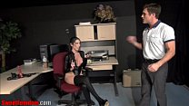 Fucked Over The Desk by His Boss PREVIEW - 69VClub.Com
