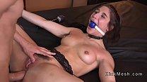 Dude has fetish slave home for anal sex Vorschaubild
