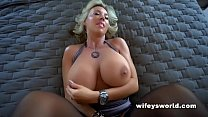 Image: Cum Swallowing Queen Gets Fucked And Eats Loads