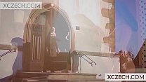 Two Lesbian Nuns Playing Togather - Xczech.com