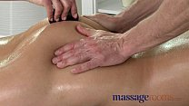 Massage Rooms Zuzana loves her juicy hole filled in oily threesome thumbnail