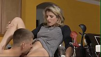 Cory Chase in Mother and Son Fucks Together's Thumb