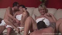 Screenshot Czech Amateurs At Biggest Swingers Party