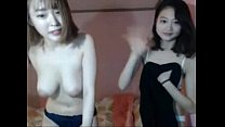 Extremely hot Korean girls playing on webcam - cam21.net thumbnail