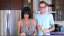 Mature Lady (veronica avluv) With Big Melon Tits Fucks video-28