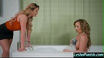 (Big7Girls) - (Phoenix Marie & Richelle Ryan) Sexy Lesbian Get Dildo Sex  Punished  By Mean Lez clip thumbnail