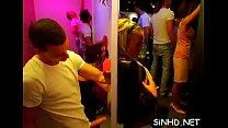 Sex at a party porn