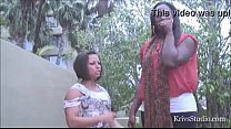 Ebony Girls Lifting and Carrying - Part 23
