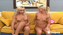 Jessica Lynn & Christine Alexis Get Off Together