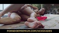 Anywherexxx ~ Latina with big booty Canela Skin loves hardcore pool sex thumbnail