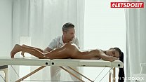 Image: LETSDOEIT - Latina Babe Apolonia Lapiedra Goes Hardcore With Her Masseur
