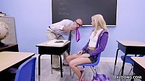 Slutty student Riley Star