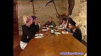calf blow job - Film: Quel Vecchio Porco Di Zio Adelmo! 01 Directed By Roby Bianchi thumbnail