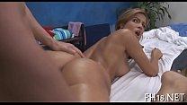 Large dick in her asshole Vorschaubild
