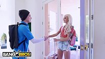 BANGBROS - Petite Canadian Babe Emma Hix Gets Fucked By Juan El Caballo Loco preview image