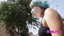 Donna La Venezolana Encargada Del Delivery  Aco