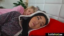 Hot Sex Scene With Teen Lesbian Girls (Lily Rad...