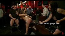 College hot babe extreme group sex thumbnail
