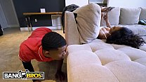 BANGBROS - Lil D. Somehow Ends Up Fucking His Step Sister Demi Sutra - 69VClub.Com