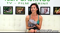 Small Town Girl Squirts First Time On Cam صورة