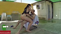 Download video bokep Summer fucked in the pool outdoors with Pamela ... 3gp terbaru