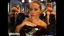 8895 Magdalena and horny friends huge Cum Fiesta - German Goo Girls preview