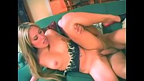 Jennifer Luv's tits drives the man crazy and horny Thumbnail