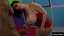 Cougar PAWG Sara Jay Gets A Hung Dude To Fuck H