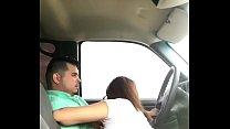 9130 Cogiendo con el Marido de mi Hermana mientras el va Conduciendo en Carretera preview