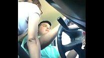 Cogiendo con el Marido de mi Hermana mientras el va Conduciendo en Carretera - 69VClub.Com