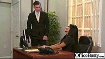 (elicia solis) Horny Busty Office Girl Enjoy Hard Sex Action mov-12 thumbnail