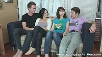 Double Sex After A Double Date Evelyn Cage, Dasha