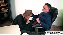 Hard Sex With Big Round Tits Nasty Office Girl (Nicole Aniston) video-19 thumbnail