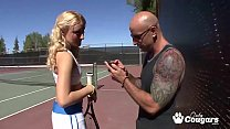 Mallory Ray Murphy Takes A Break From Her Tennis To Bang Some Dick pornhub video