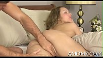 Sex addicted mama in a hot act