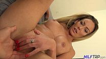 MILFTRIP MILF Creampie From Down Under With Aussie Isabelle Deltore thumbnail