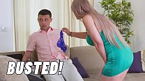 Horny Russian Stepmom Casca Akashova Fucks Her Step Son JohnnyTheKid