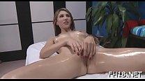Nudist massage's Thumb