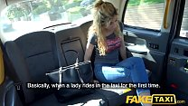 Fake Taxi Sweet ass euro babe loves blowjobs and doggystyle in back of cab